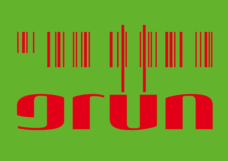 Ausstellung grün
